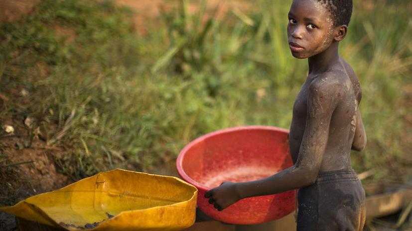 Apple, Samsung и Sony используют детский труд