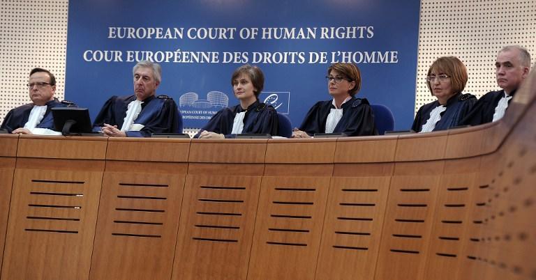 Британские правозащитники обратились в европейский суд с жалобой на спецслужбы
