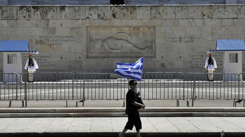 Мэр города Солоники призывает греков учить русский язык, чтобы найти работу