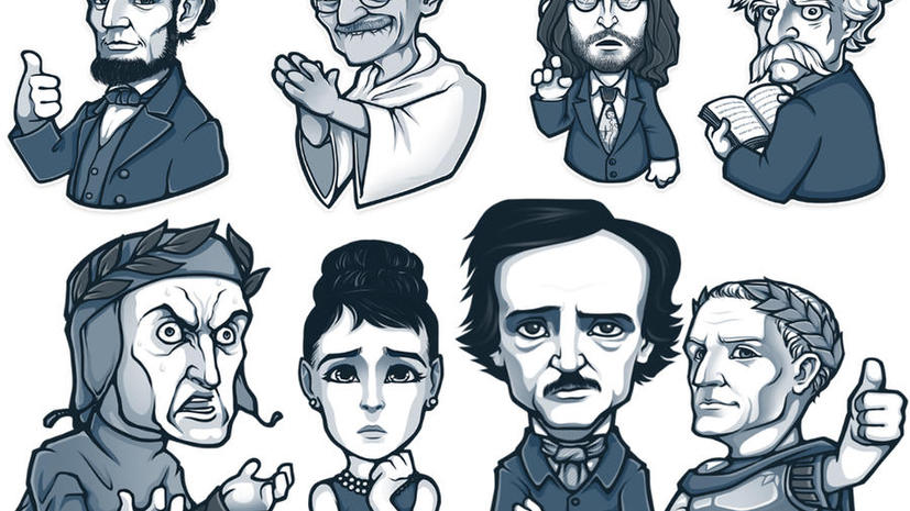 RT рассказывает о персонажах стикеров мессенджера Telegram