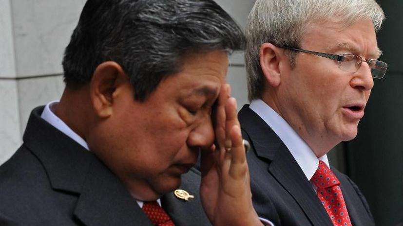 Австралийские спецслужбы пытались прослушивать телефон президента Индонезии