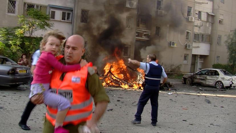 В пригороде Тель-Авива произошел взрыв, погибли два человека