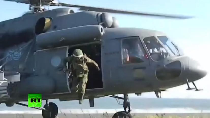 Масштабные учения российских войск «Восток-2014» успешно завершились