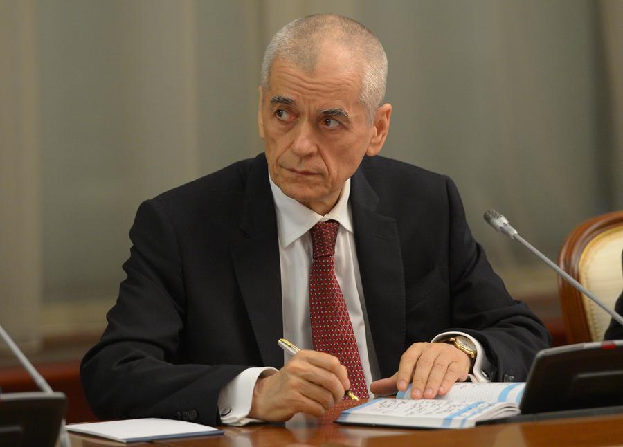 Онищенко поддержал продление запрета на торговлю спиртным в Амурской области