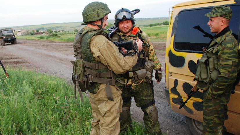 На востоке Украины отмечают резкое снижение активности боевых действий