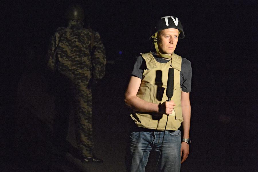 Российские политики считают убийство журналиста ВГТРК на Украине преднамеренным