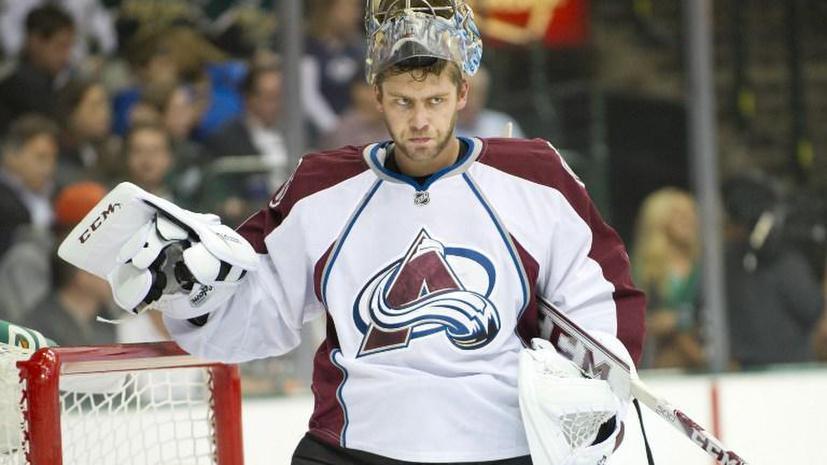 Семён Варламов, освобождённый под залог, помог своему клубу победить в матче НХЛ