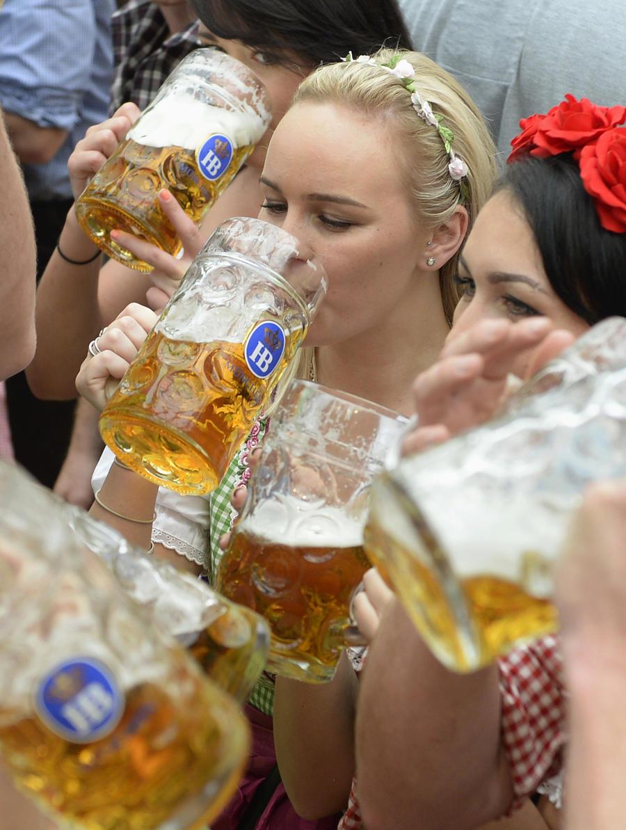 Октоберфест-2014 посетят более 6 млн человек