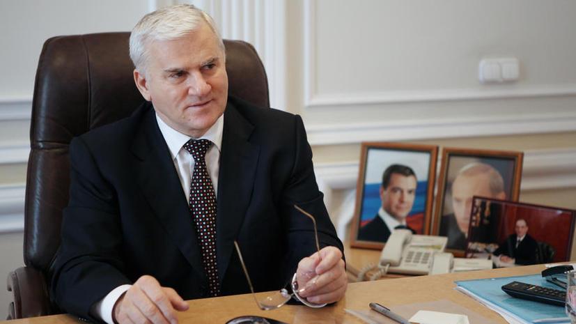 Адвокаты Амирова пожалуются в Страсбургский суд на пытки экс-мэра в СИЗО