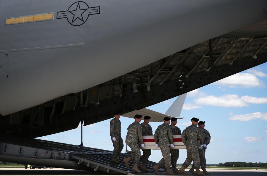 Генерал армии США: потери сил безопасности Афганистана сравнимы с количеством убитых во Вьетнаме американцев