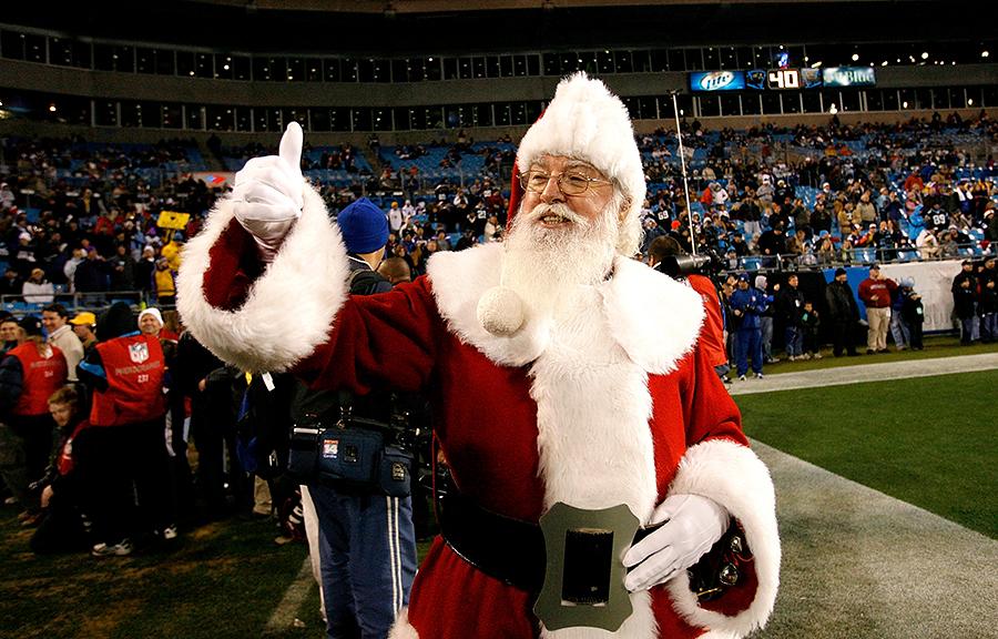 Пентагон установит слежку за Санта-Клаусом