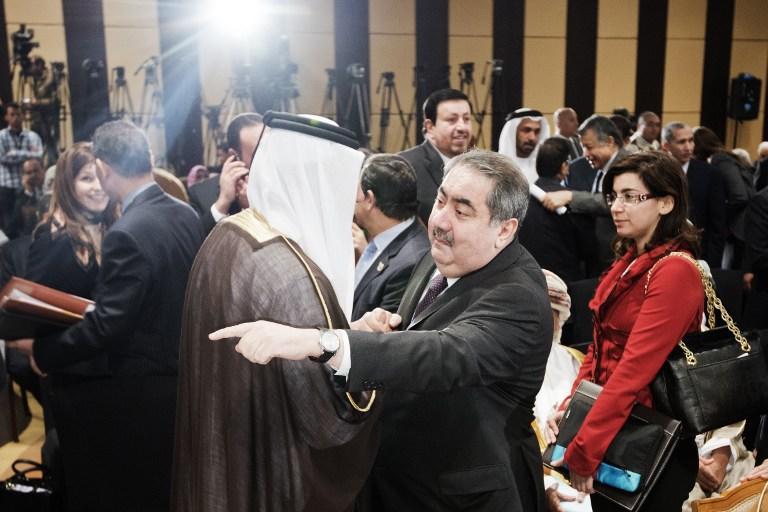 Сирийская оппозиция теперь официально представляет страну в Лиге арабских государств