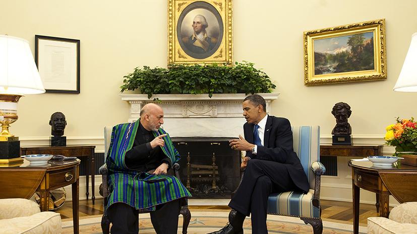 Афганские власти против вывода войск США - эксперт