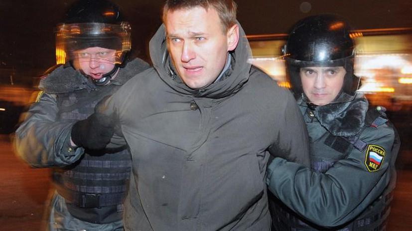Владимир Маркин: в деле Навального могло не быть никакой политики