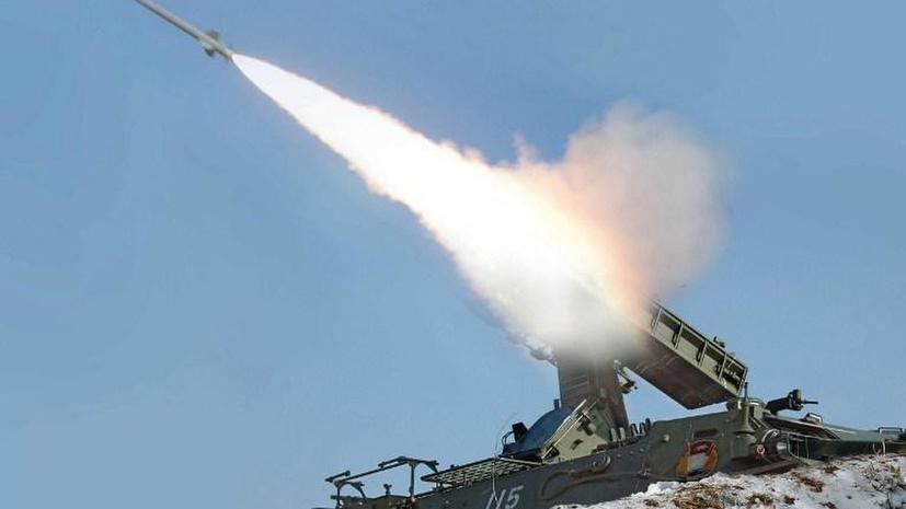 КНДР запустила очередную ракету малого радиуса действия