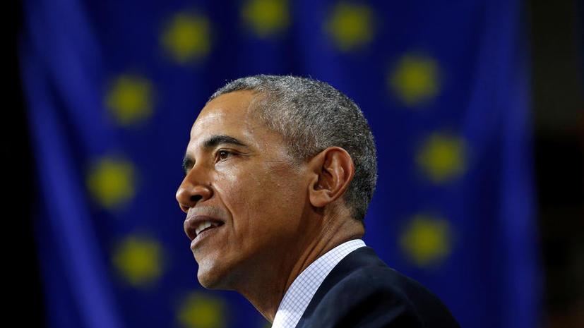 Запомните меня таким: что наговорил в Европе Барак Обама