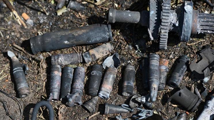 Эксперты: Боеприпасы украинской армии опасны для самих военнослужащих