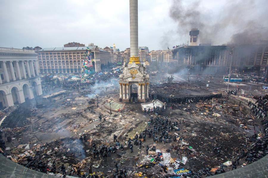 ФСБ России: Сотрудник ведомства 20-21 февраля в Киеве обеспечивал защиту посольства РФ