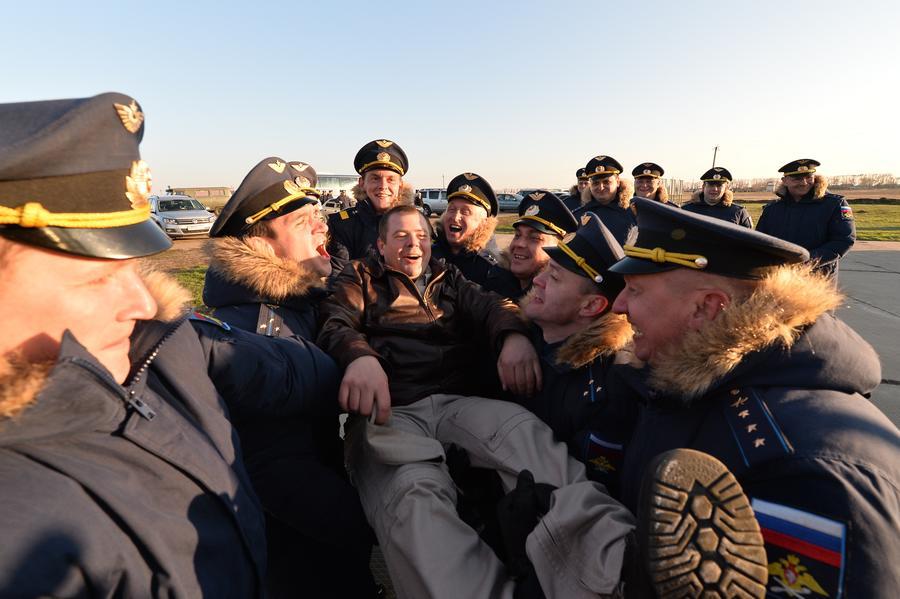 «Браво, россияне!»: читатели мировых СМИ радуются освобождению Пальмиры