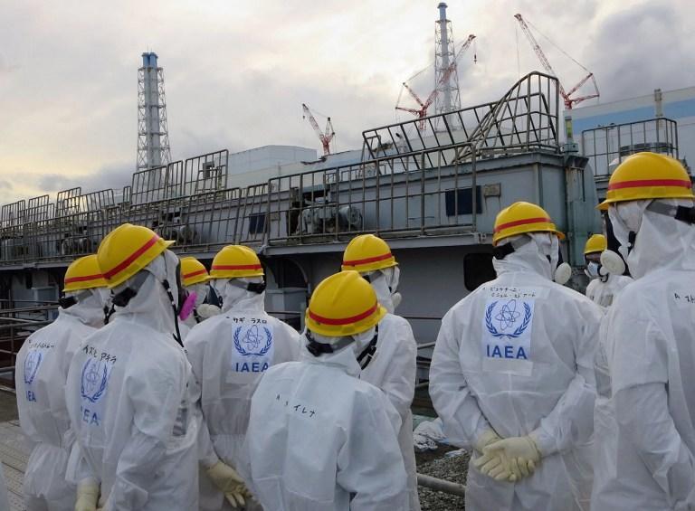 На АЭС «Фукусима-1» зафиксирован рекордный уровень внешней радиации