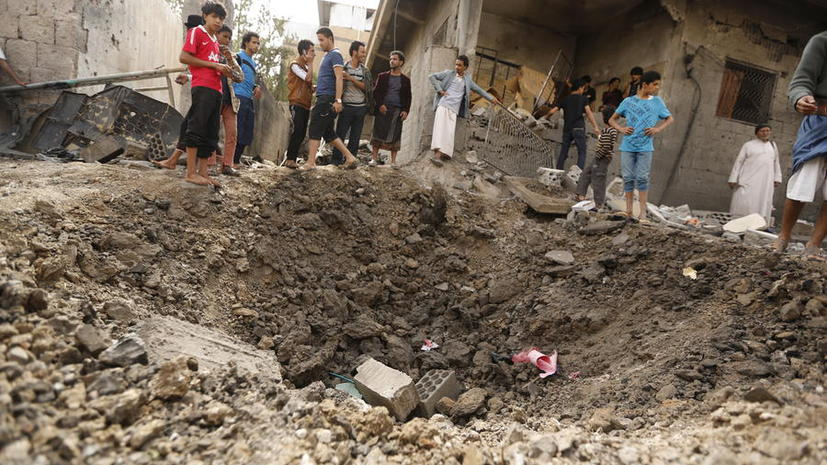 СМИ: Саудовская Аравия нанесла авиаудар по посольству Ирана в Йемене