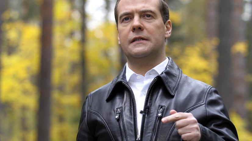 Медведев предложил увеличить штрафы для пьяных водителей до 500 тыс рублей