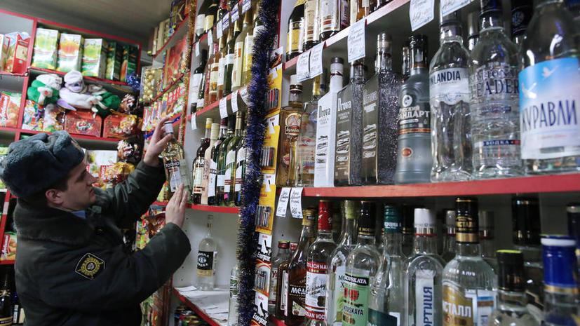Минфин предлагает повысить акцизы на алкоголь, табак и бензин