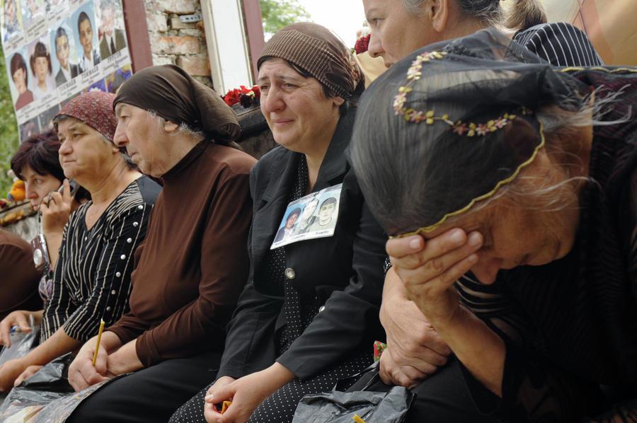 «Матери Беслана» призывают Обаму не применять силу против Сирии