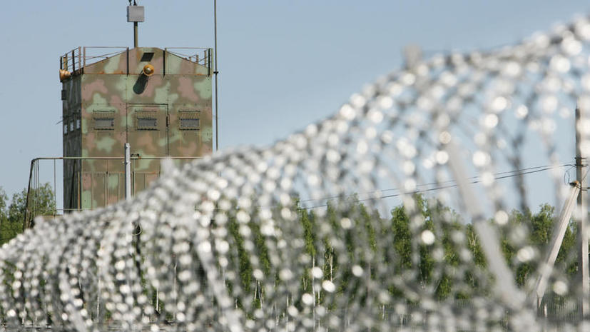Коломойский предложил Порошенко заминировать границу с Россией и построить стену с колючей проволокой