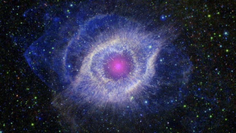 Учёные: Умирающие звёзды формируют условия для появления предшественников ДНК