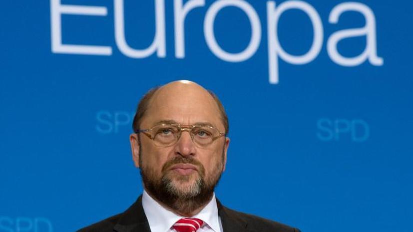 Европарламент: Путин должен стать посредником в вопросе урегулирования кризиса на Украине
