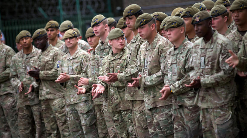 Британские военные совершают суицид чаще, чем умирают в бою