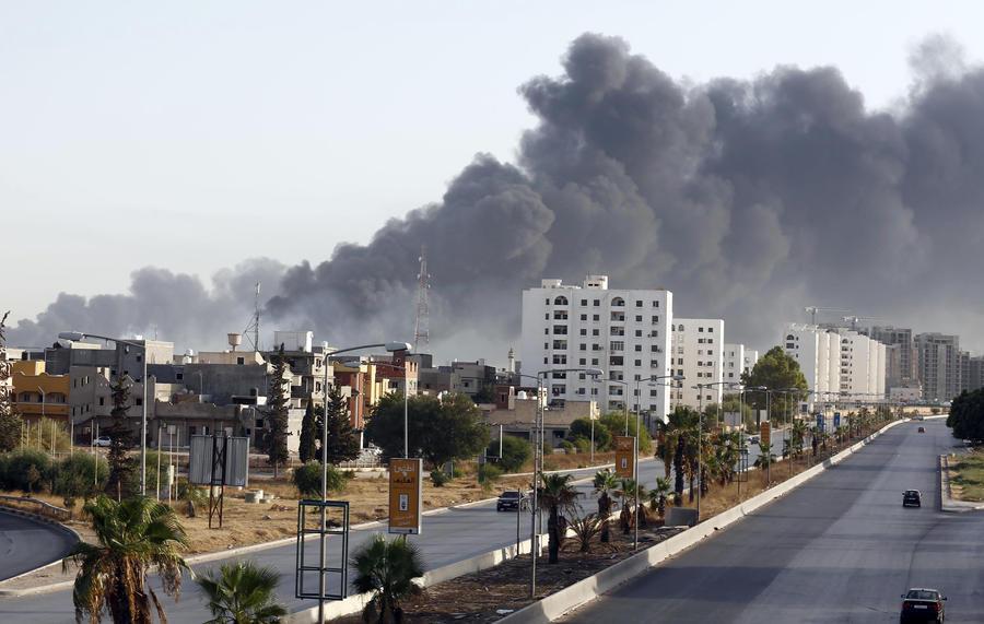 Более 20 граждан России, Украины и Белоруссии освобождены из ливийского плена