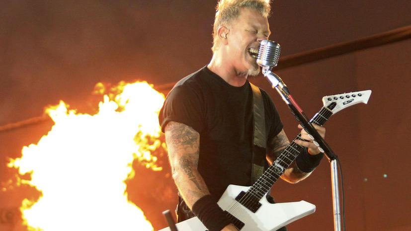 Metallica попросила Пентагон не ставить их песни на допросах