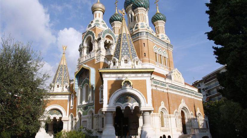 Россию признали законным собственником храма в Ницце