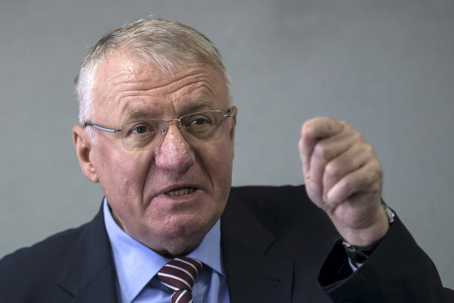 Воислав Шешель в интервью RT: Я высмеял Гаагский трибунал