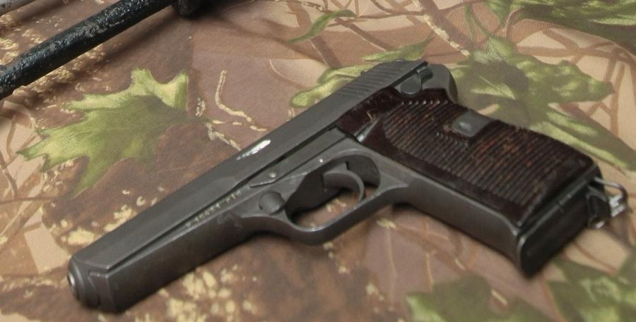 В здании палестинского посольства в Праге обнаружено незарегистрированное оружие