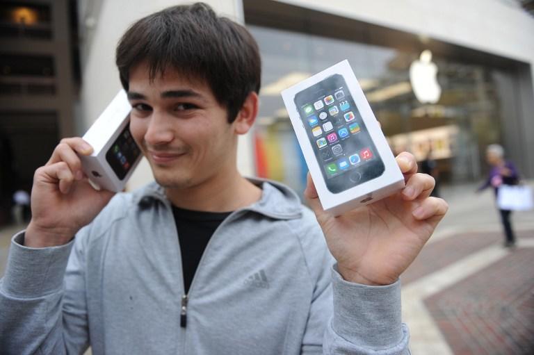 Новый iPhone за три дня купили 9 млн человек
