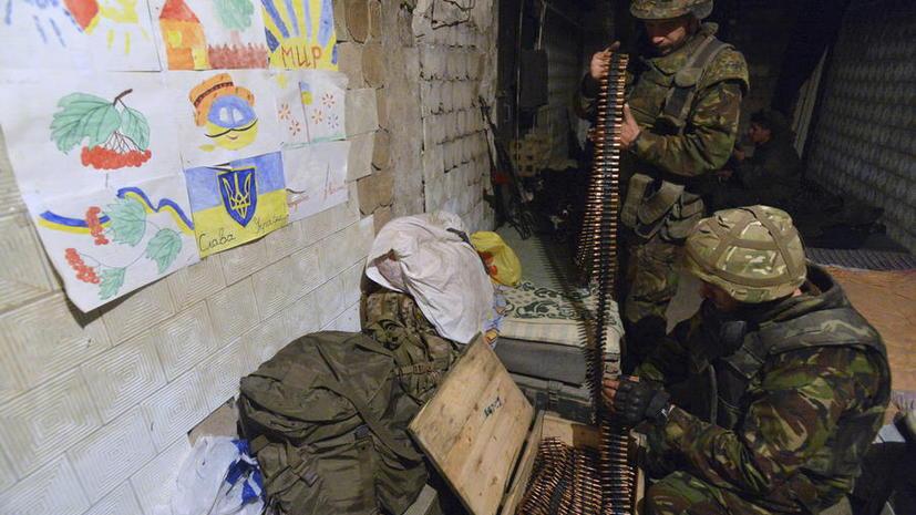 «Торнадо» в Донбассе: Генпрокуратура Украины подозревает бойцов батальона в растлении малолетних