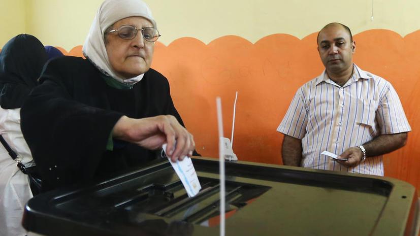 В Египте начались двухдневные президентские выборы