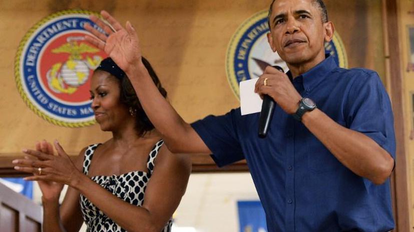 Барак Обама запретил строительство станций ГЛОНАСС на территории США без одобрения Пентагона