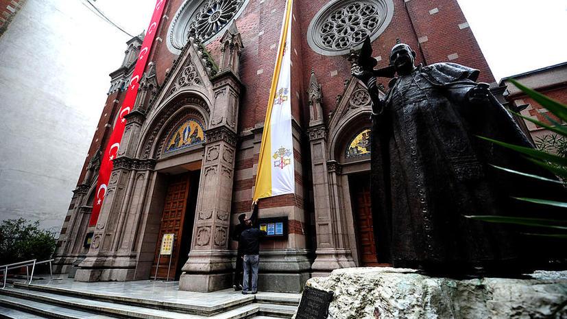 В Турции впервые за 90 лет построят христианскую церковь