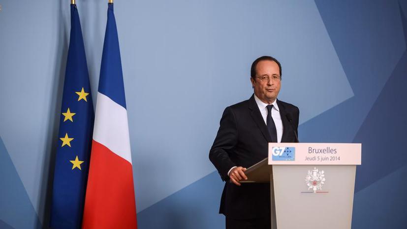 Франсуа Олланд: Референдум в Шотландии играет решающую роль для всей Европы