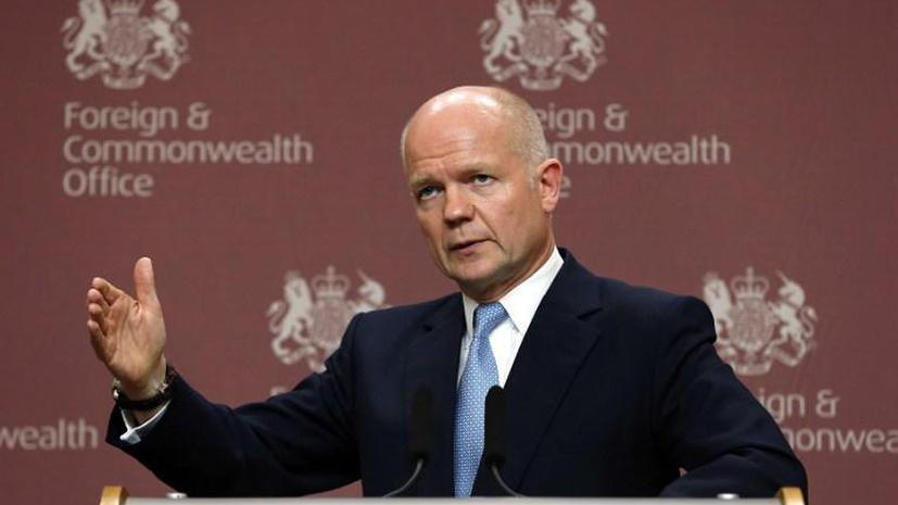 Великобритания призывает Израиль не срывать переговоры по иранской ядерной программе