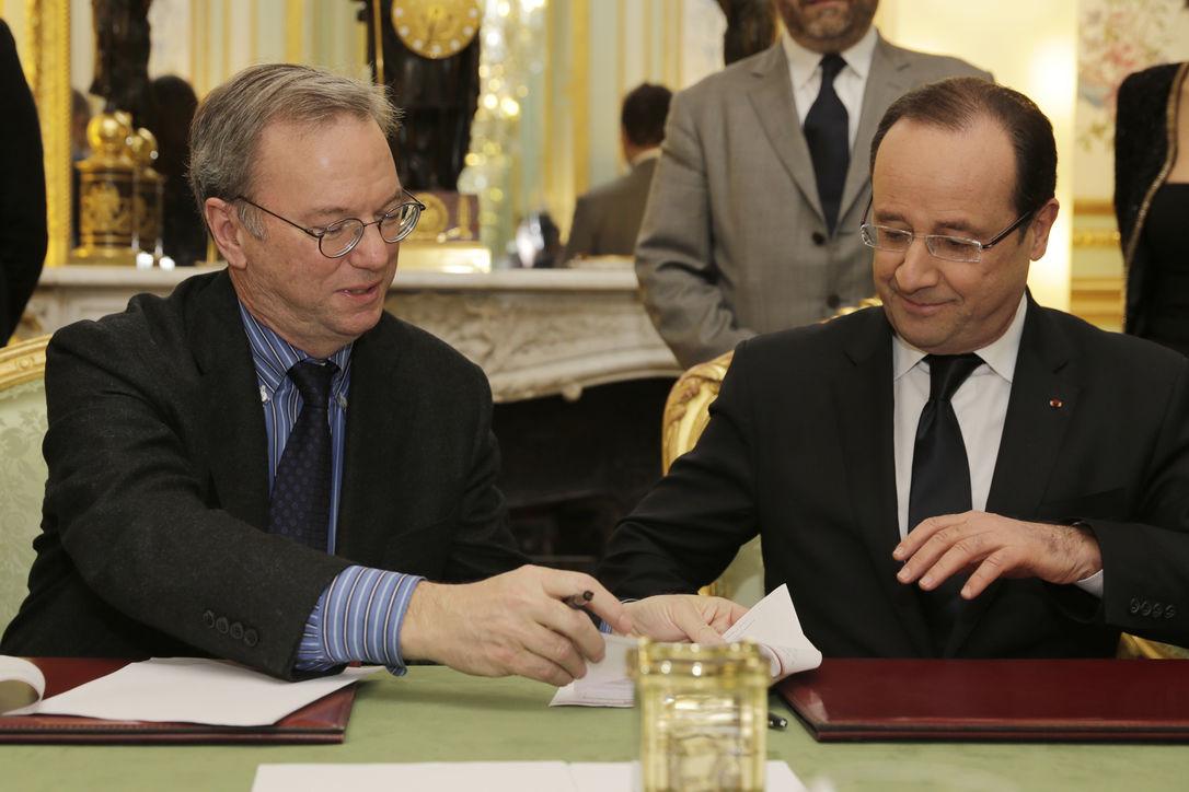 Google профинансирует интернет-проекты французских СМИ