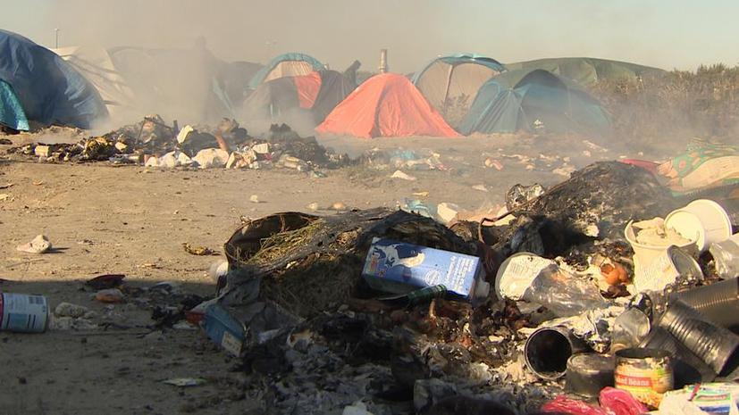 «В джунглях Кале»: премьера фильма о мигрантах во Франции на RTД