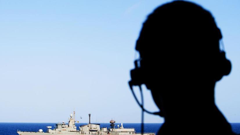 В Греции задержано судно с оружием на борту, предположительно, шедшее из Украины