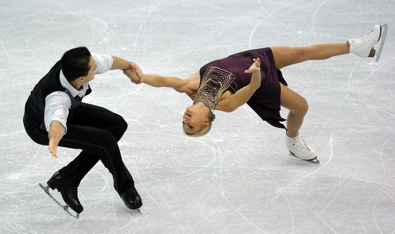 Волосожар и Траньков победили в финале Гран-при в Сочи