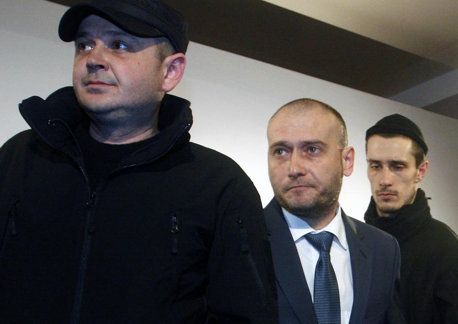 Лидера украинского радикального «Правого сектора» объявят в розыск по линии Интерпола