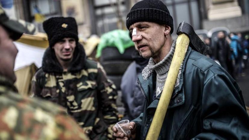 Соседи Украины обеспокоены событиями в Киеве